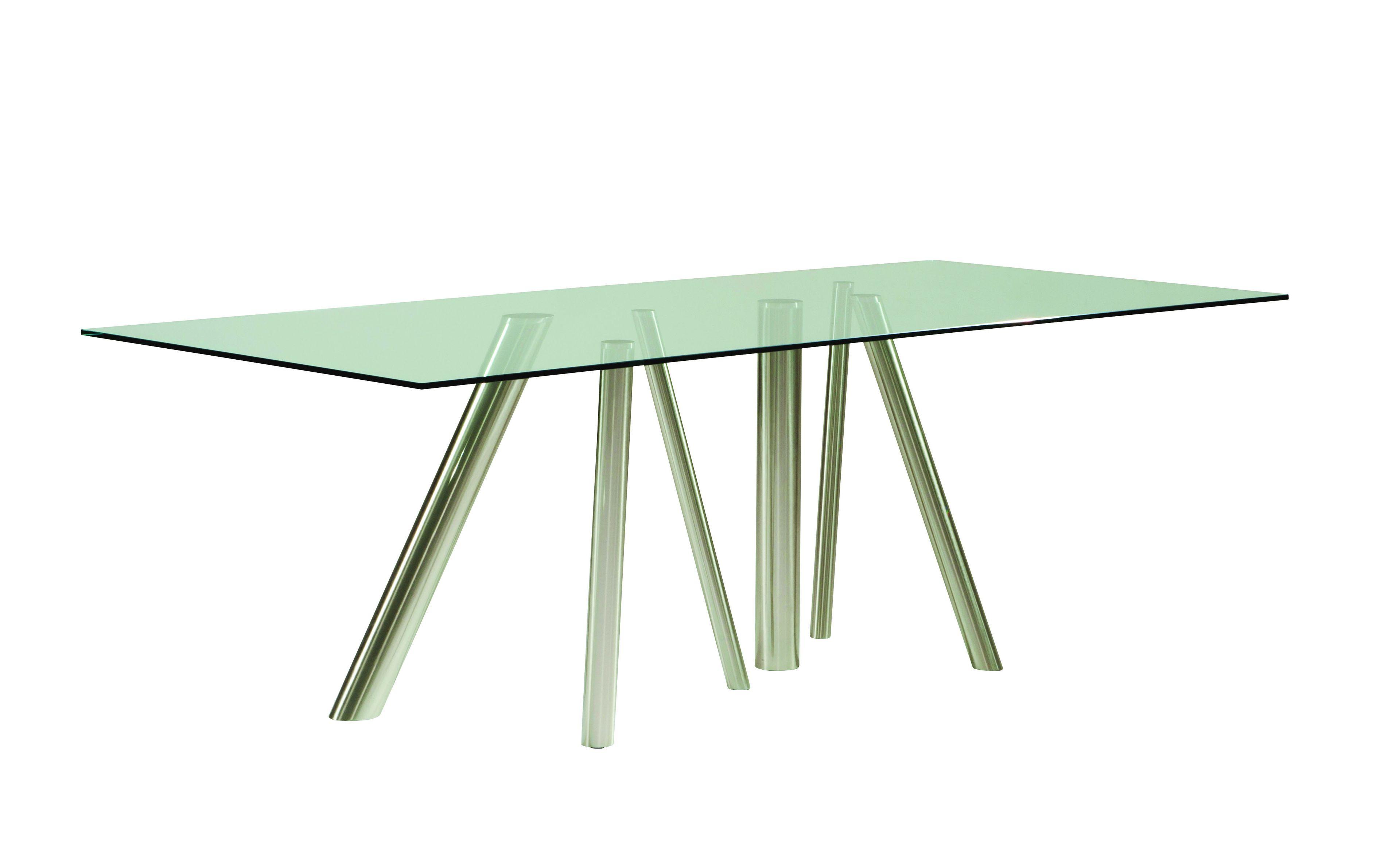 FOREST | Rectangular Table Les Contemporains Collection By ROCHE BOBOIS  Design Cédric Ragot