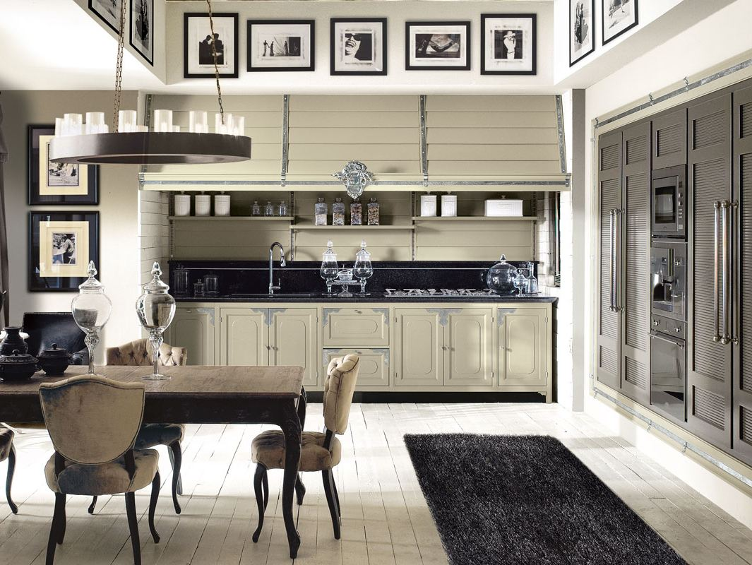 Marchi Cucine Country. Eclectic Rugged Kitchen By Marchi Cucine X ...