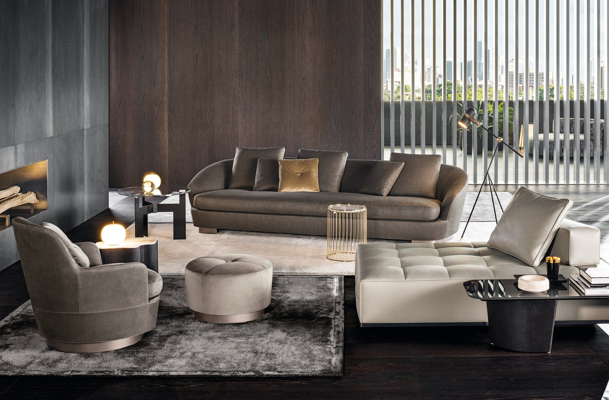 jacques sofa jacques collection by minotti. Black Bedroom Furniture Sets. Home Design Ideas