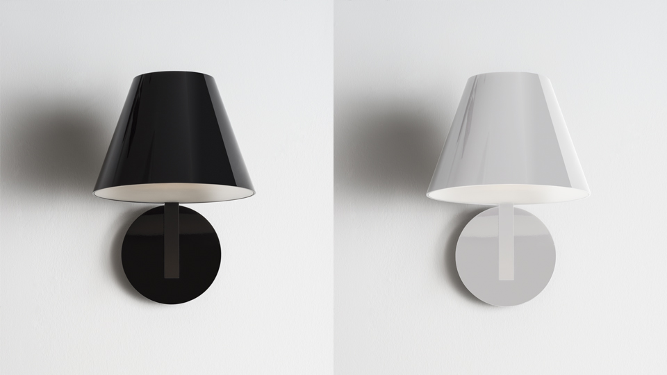 la petite wall lamp la petite collection by artemide design quaglio simonelli design
