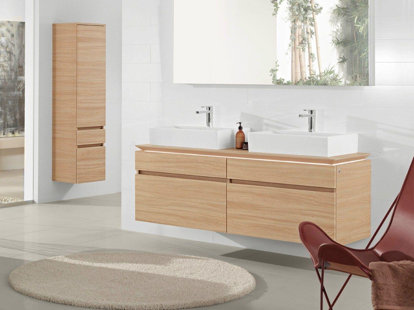 legato vanity unit by villeroy boch. Black Bedroom Furniture Sets. Home Design Ideas
