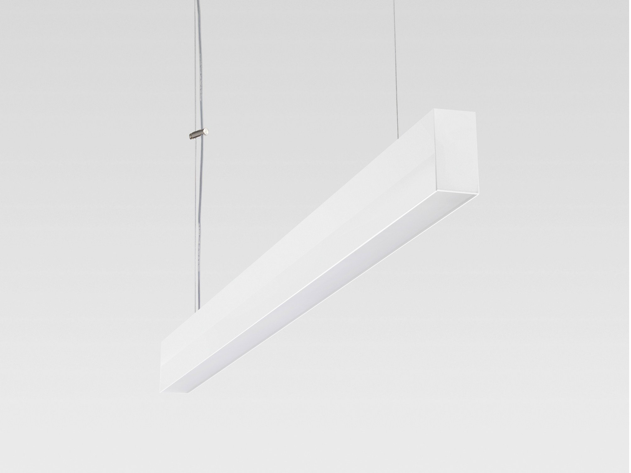 Lampade a soffitto a led simple lampada da soffitto led conus cm