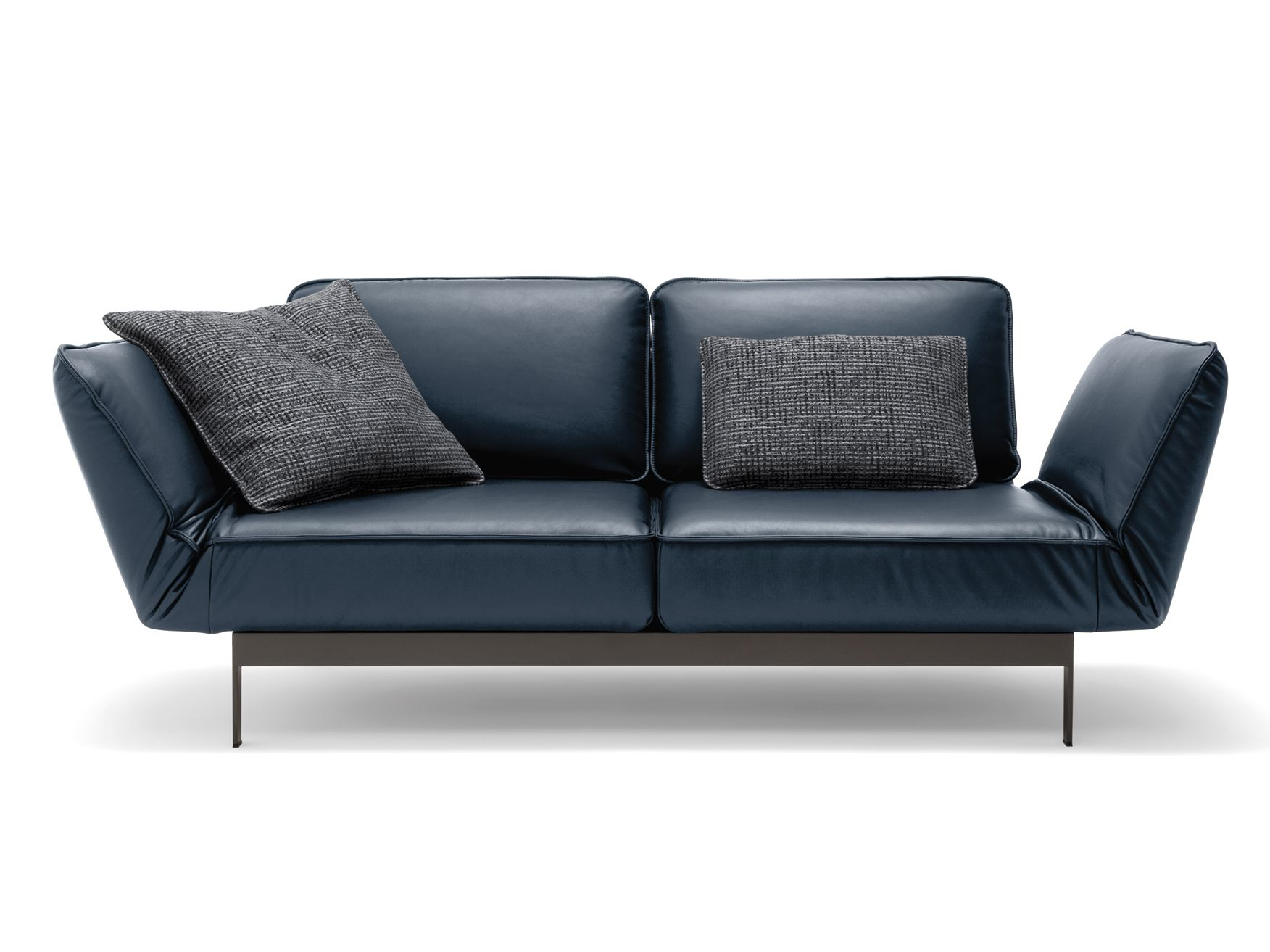 vero sofa design rolf benz. Gallery Of Mera Sofa With Chaise Longue Collection By Rolf Benz Design Beck Couch Leder Vero