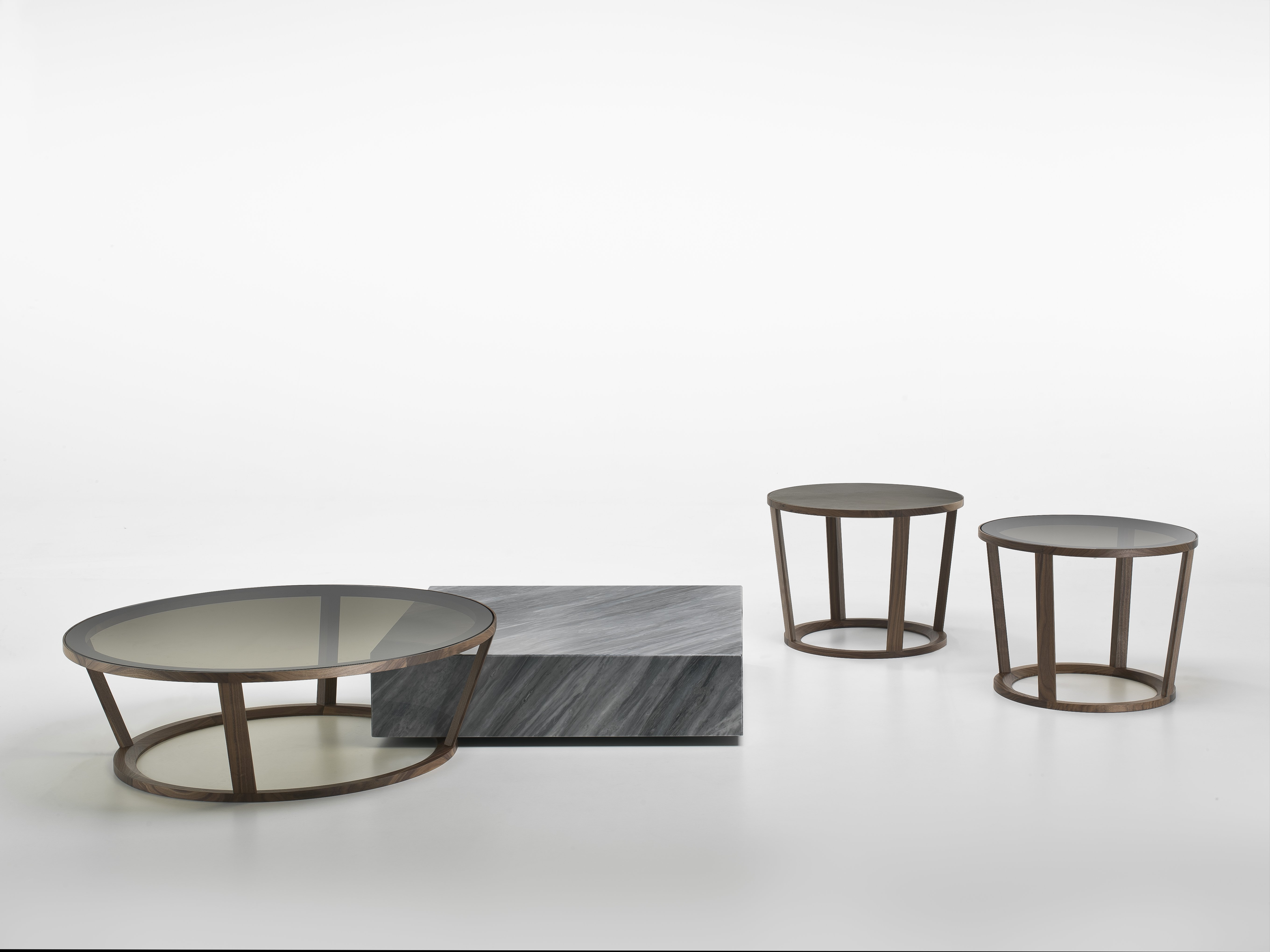 NIKY | Glass Coffee Table Niky Collection By I 4 Mariani Design Daniele Lo  Scalzo Moscheri