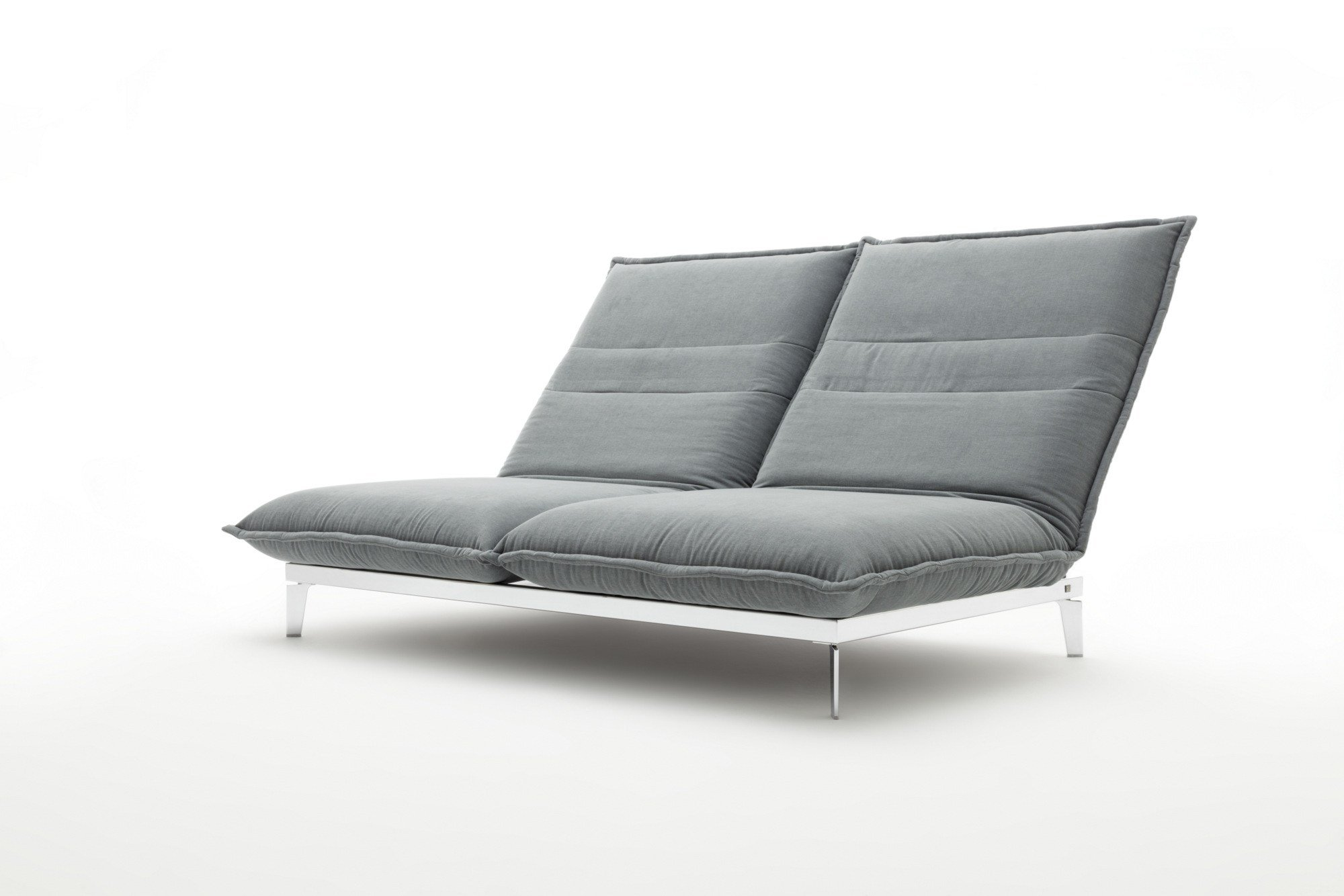 nova chaiselongue aus stoff by rolf benz design joachim nees. Black Bedroom Furniture Sets. Home Design Ideas