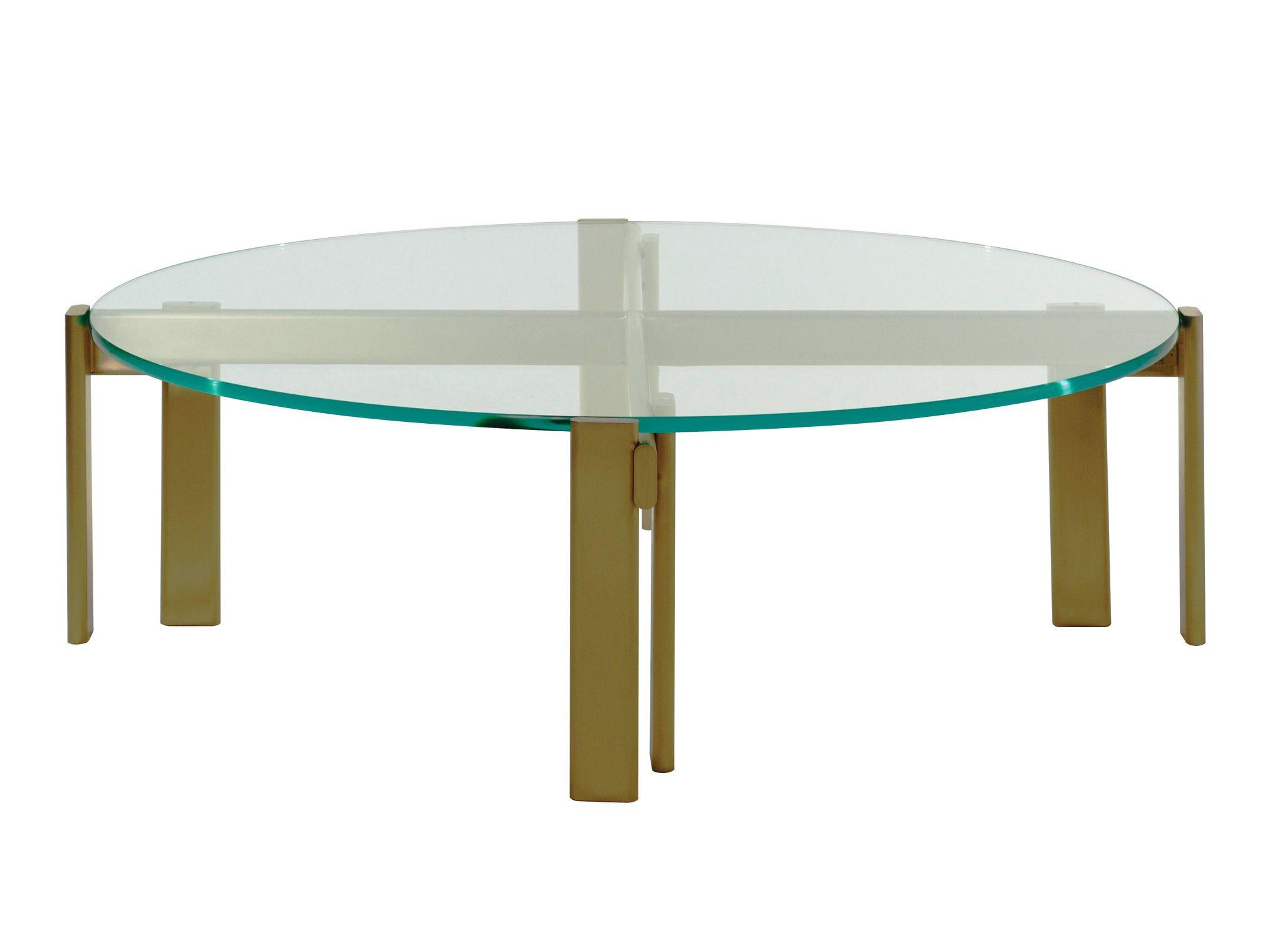 Frais De Table Basse En Verre Roche Bobois Concept