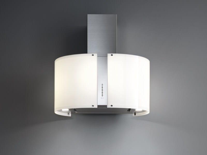 Cappa in acciaio a parete TAB By Falmec design PIO&TITOTOSO design