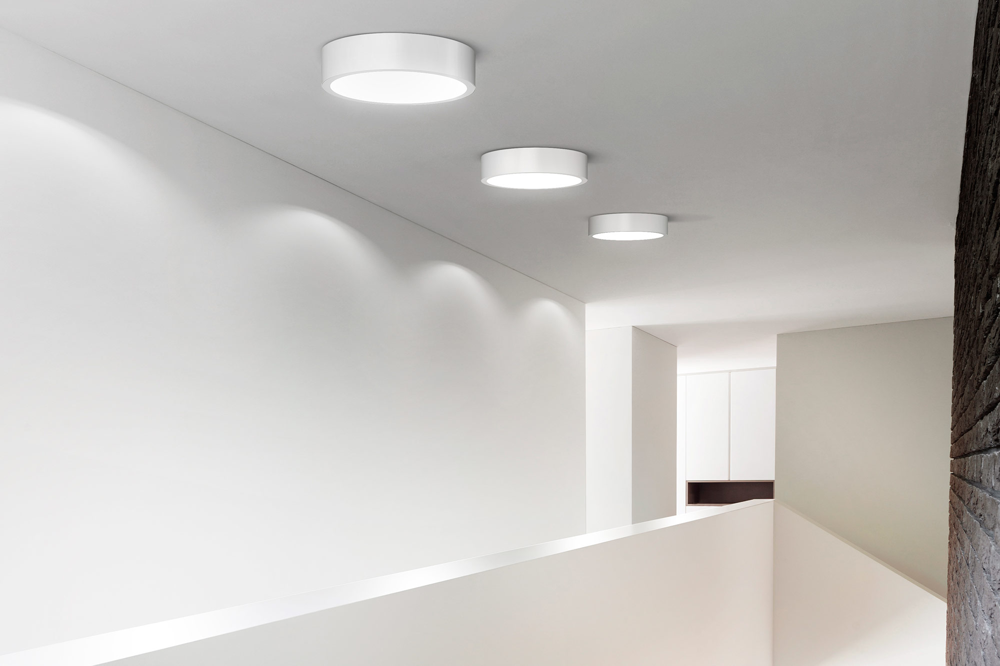 PLANET RING Lampada da soffitto Collezione Planet Ring by PANZERI