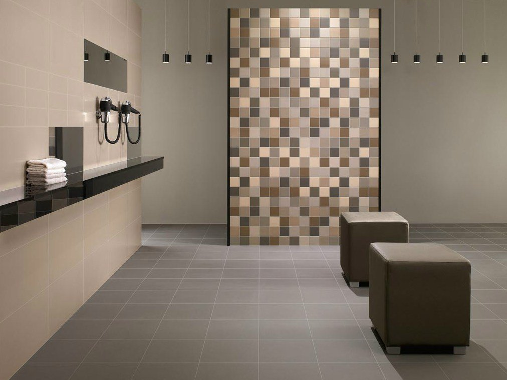 Indoor porcelain stoneware wall/floor tiles PRO ARCHITECTURA By Villeroy & Boch Fliesen