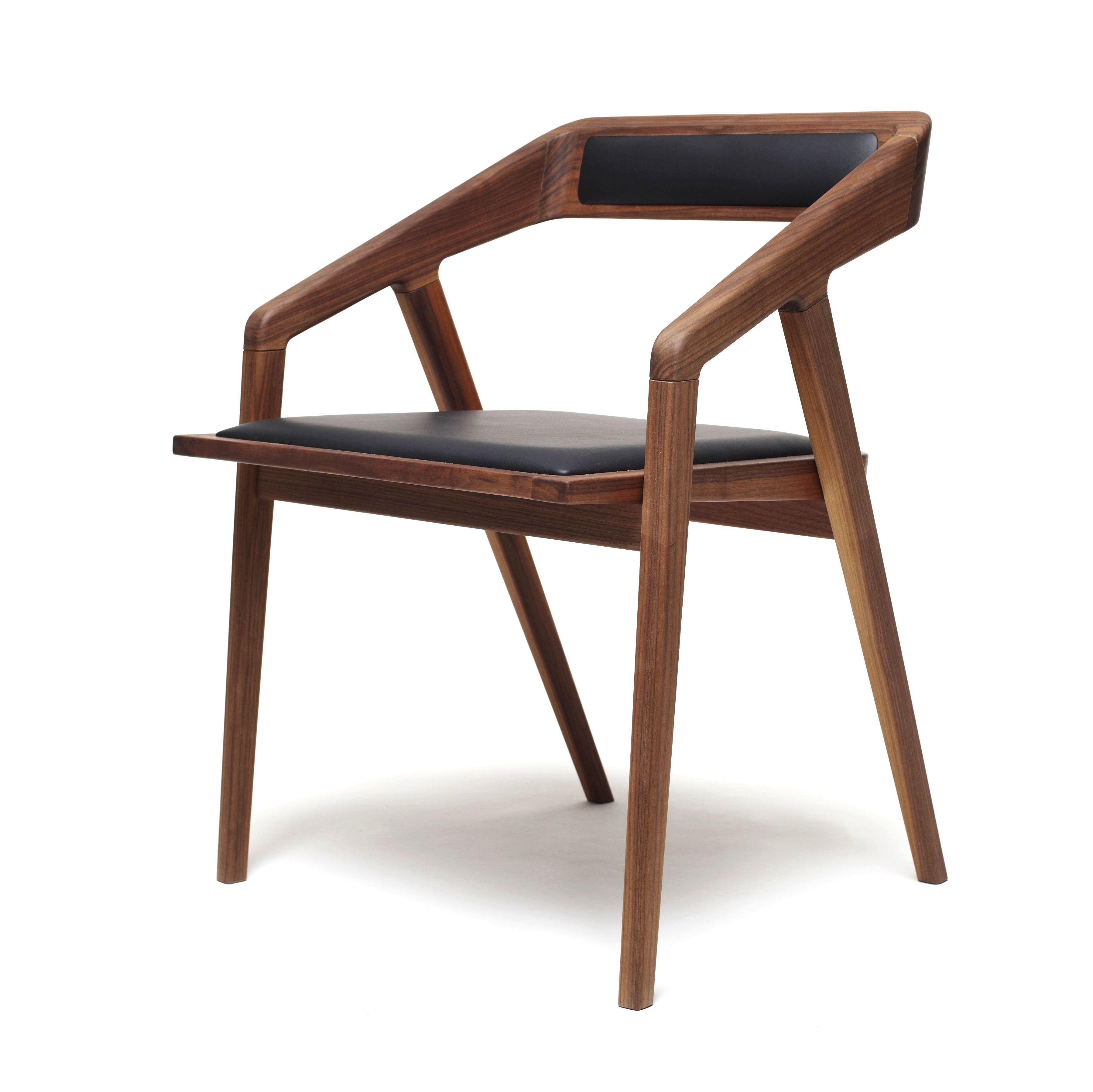 Katakana chair by dare studio design sean dare for Latest wooden chair designs