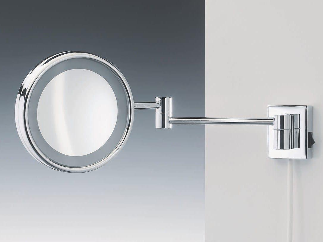 Miroir grossissant mural avec éclairage intégré SPT 16 By DECOR ...
