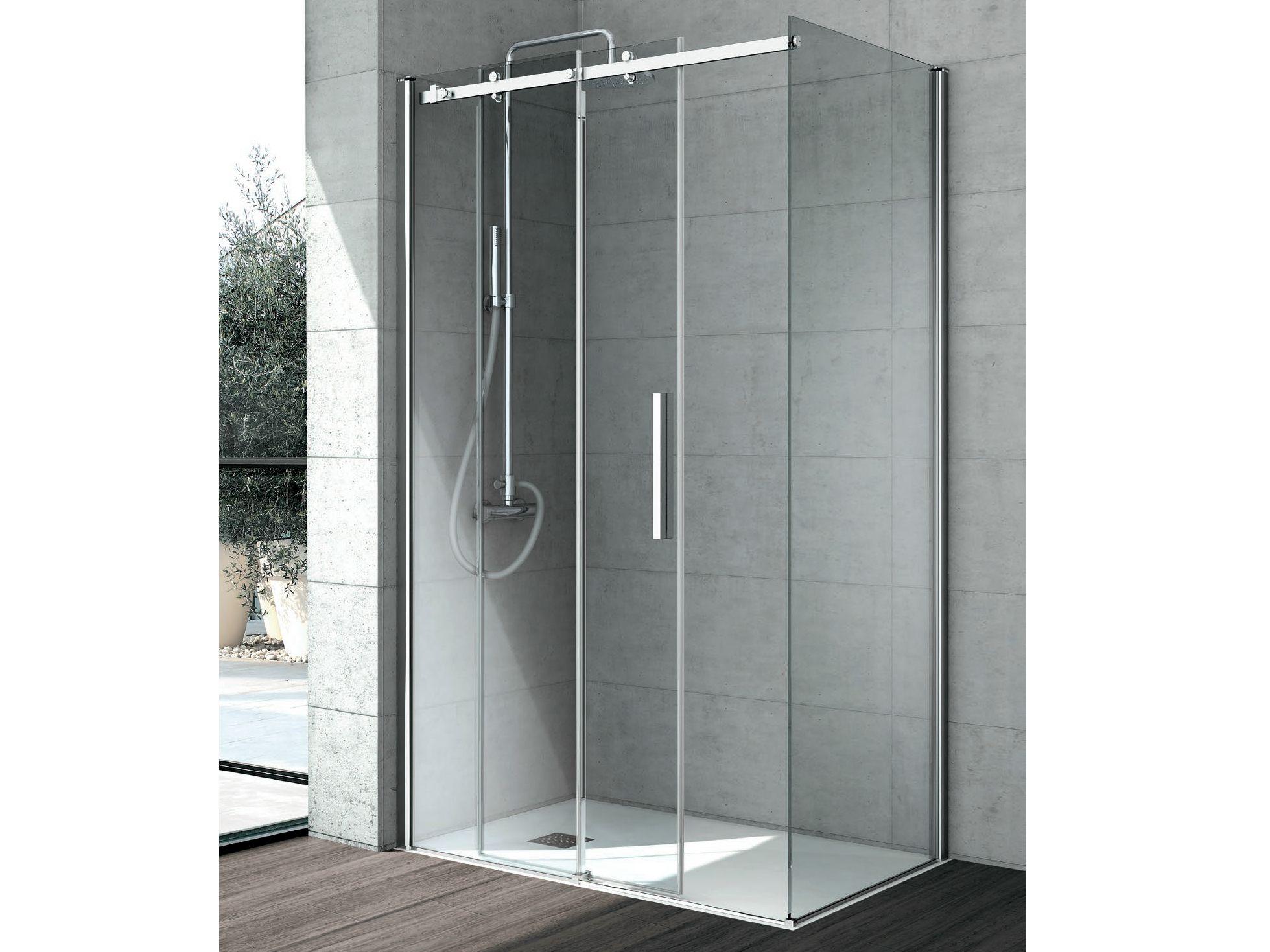Box doccia in cristallo vetra by duka