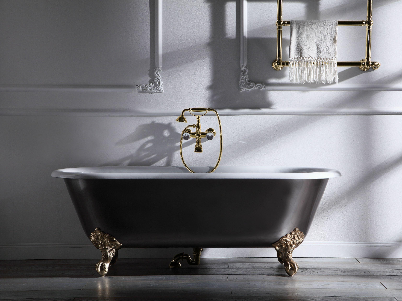 Impero style vasca da bagno centro stanza by - Bagno stile impero ...