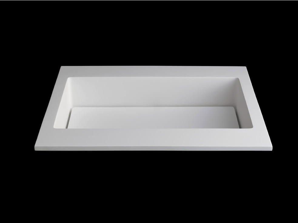 lavabi in corian®   archiproducts - Lavabo Bagno In Corian Prezzi