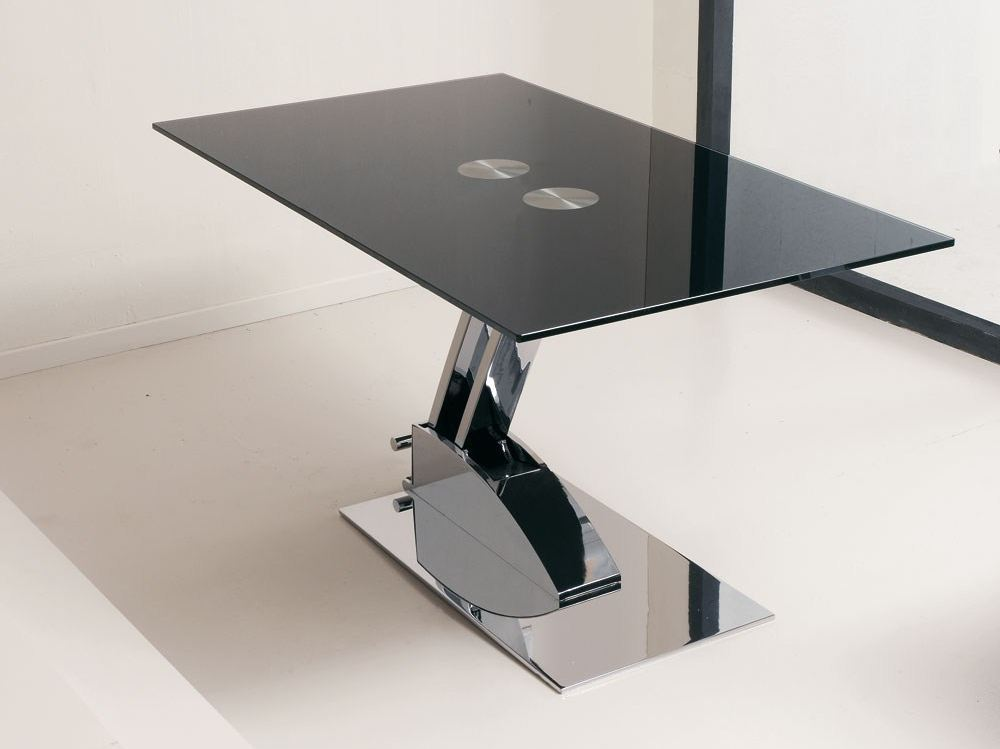 metal-line | table by fusiontables saluc