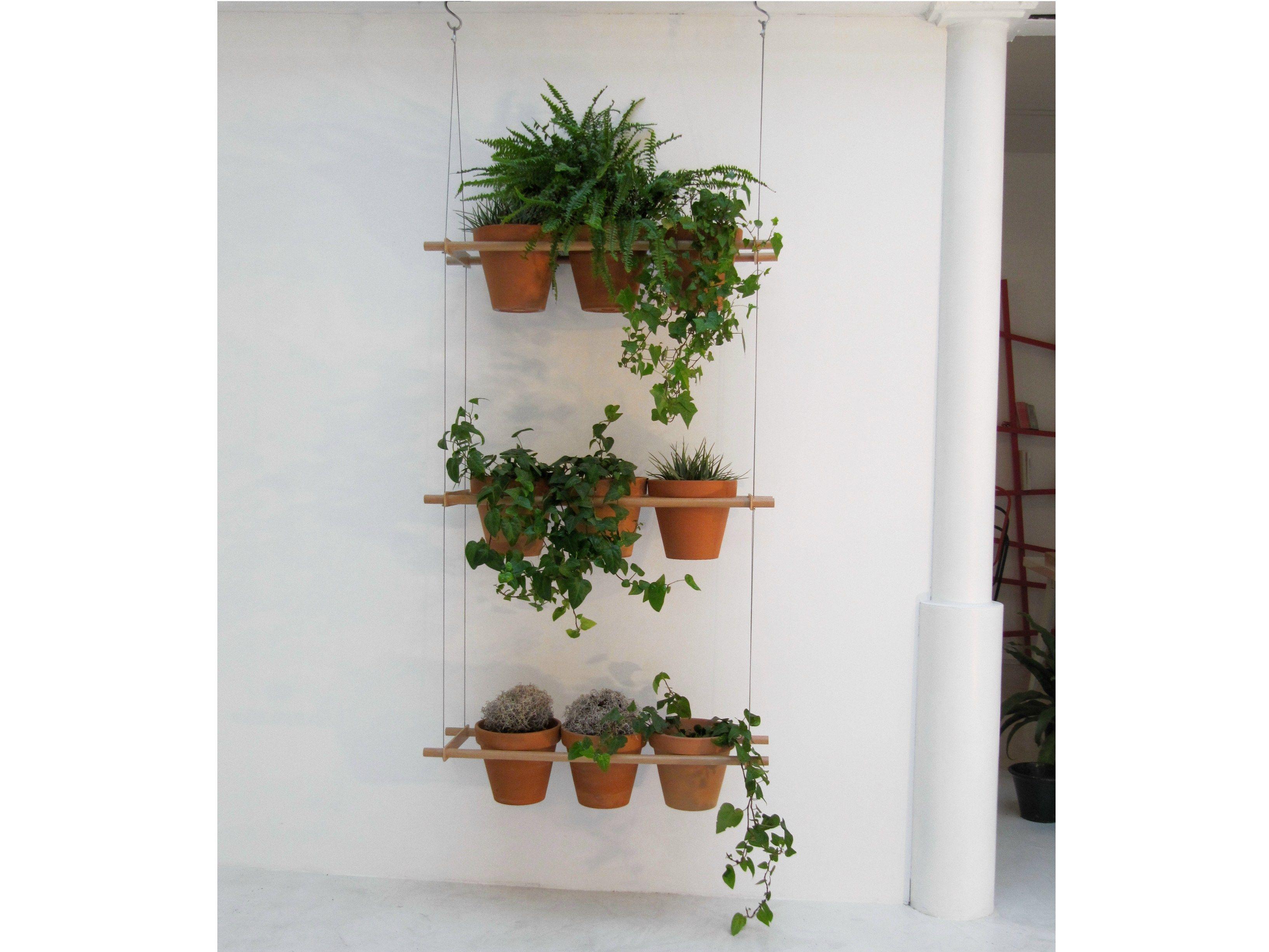 Portavasi sospeso etcetera by compagnie for Vasi per orchidee ikea