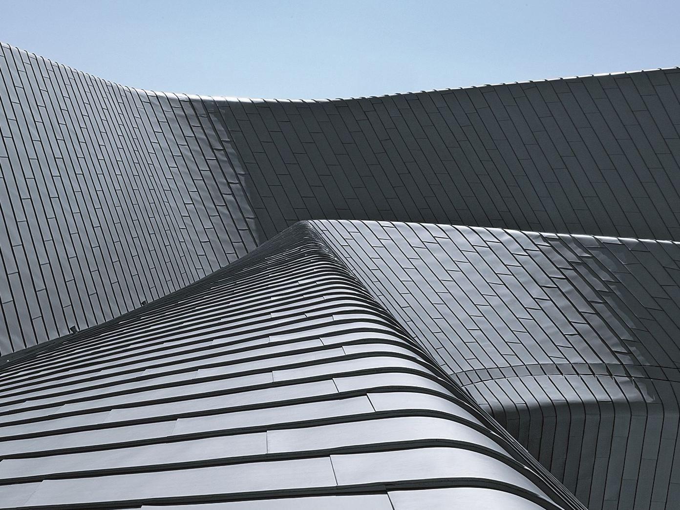 Titanium Zinc Metal Sheet And Panel For Roof Patina Line