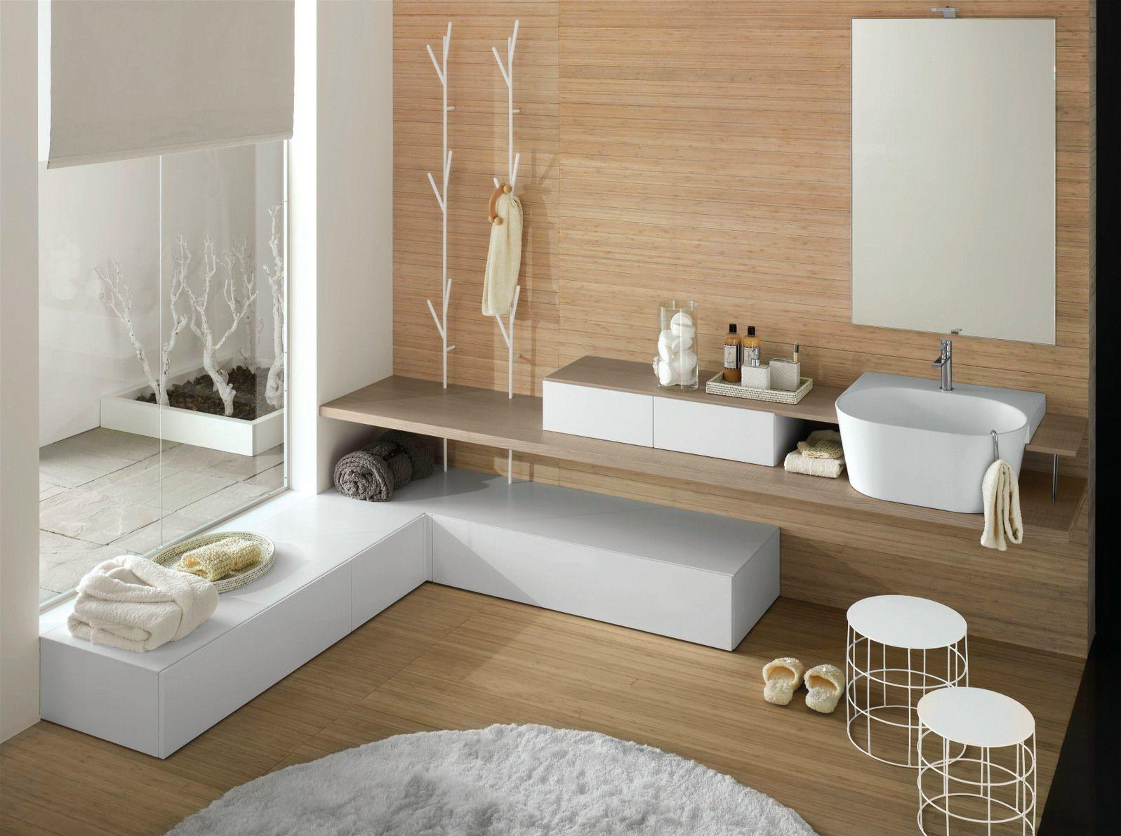 Arredo bagno completo CANESTRO - COMPOSIZIONE C01 by NOVELLO design ...
