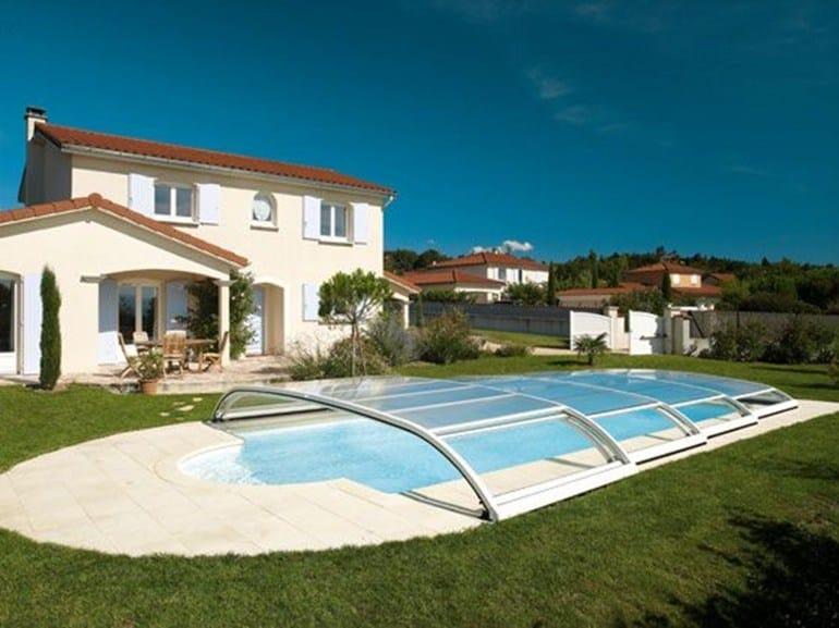 desjoyaux copertura per piscina bassa by desjoyaux. Black Bedroom Furniture Sets. Home Design Ideas