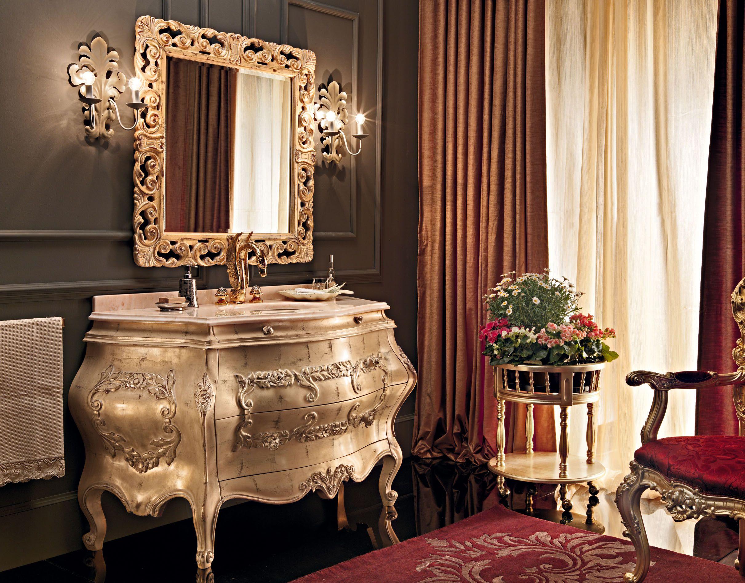 Perfect mobili stile classico moderno with mobili stile - Mobili in stile barocco ...