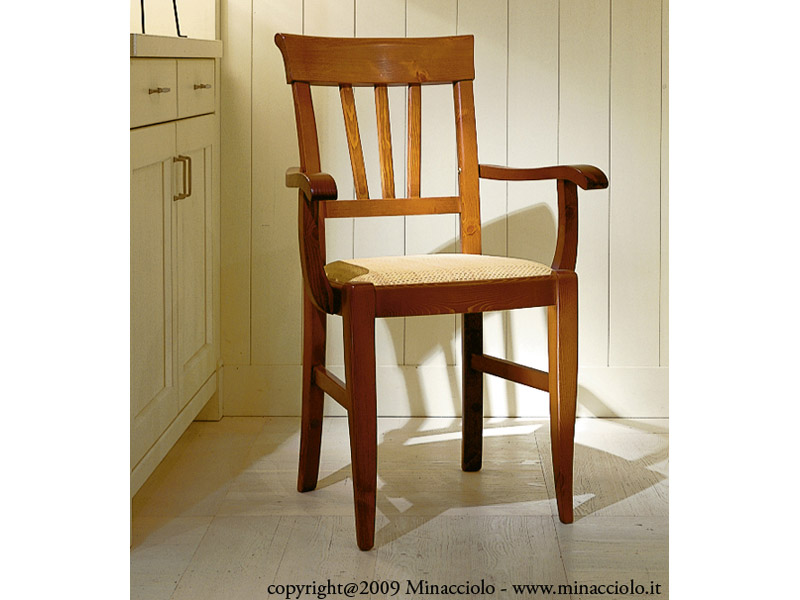 Sedie In Legno Con Braccioli : Sedie con braccioli in legno u casamia idea di immagine