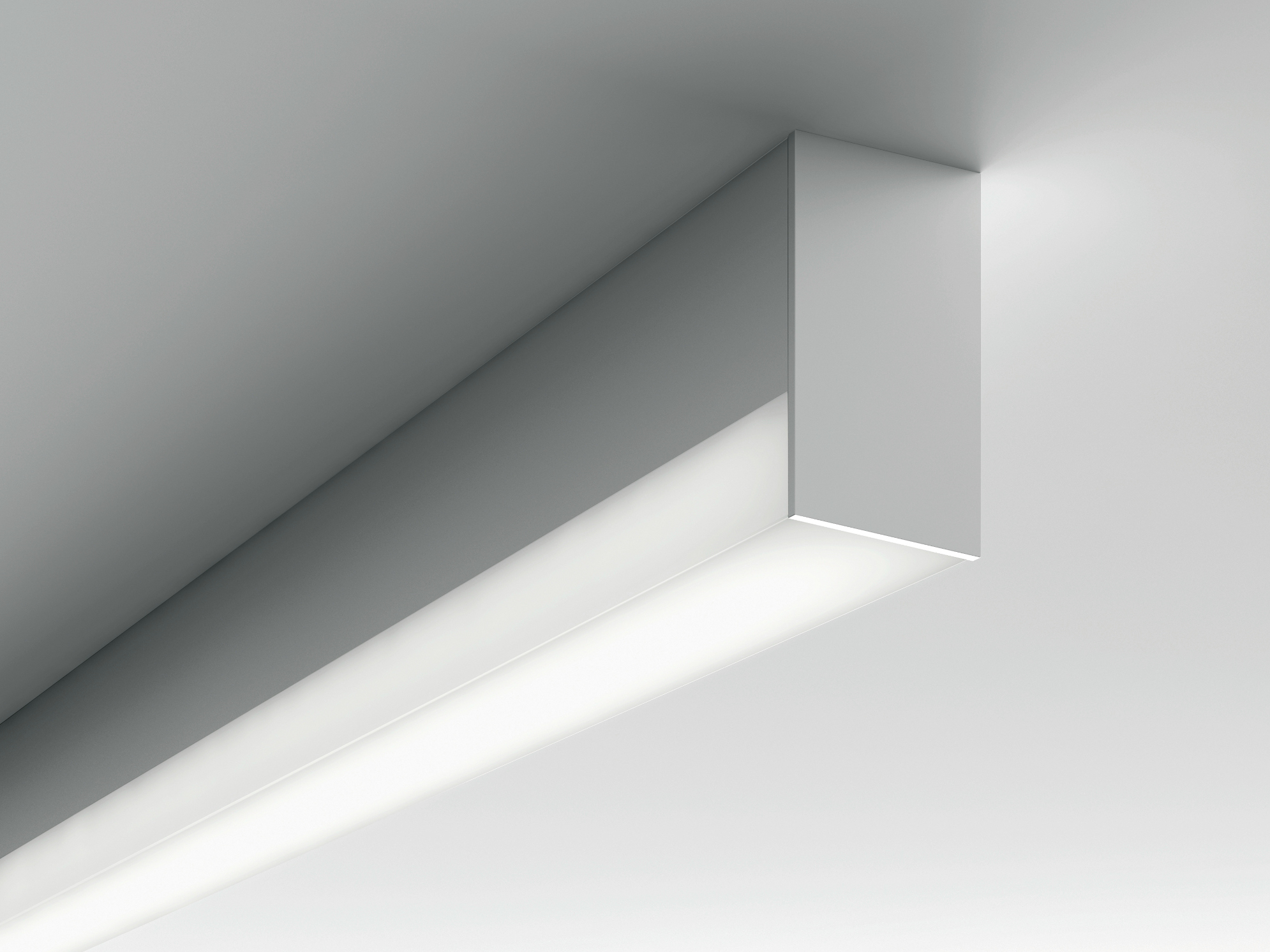 MINIFILE OPENLIGHT  Lampada da soffitto By LUCIFERO'S
