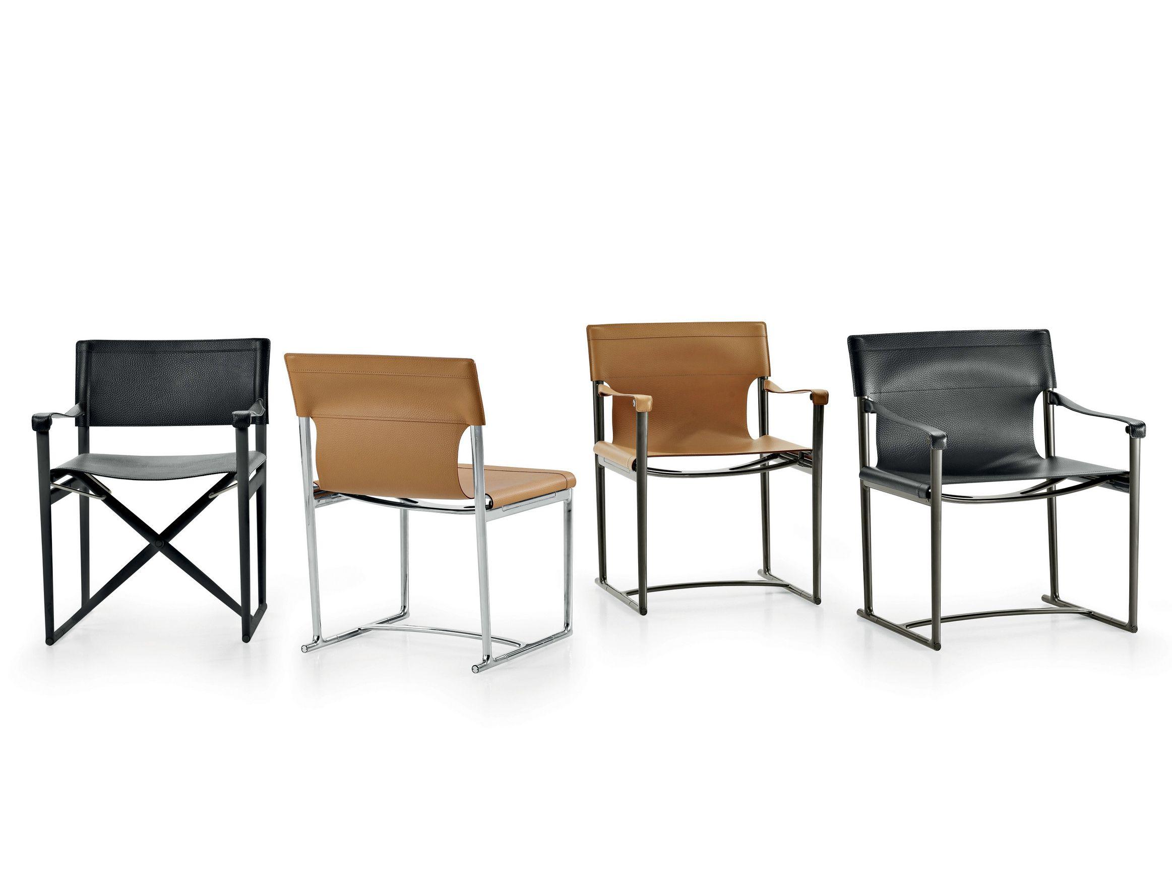 Mirto indoor folding chair by b b italia design antonio for Mobili stilizzati