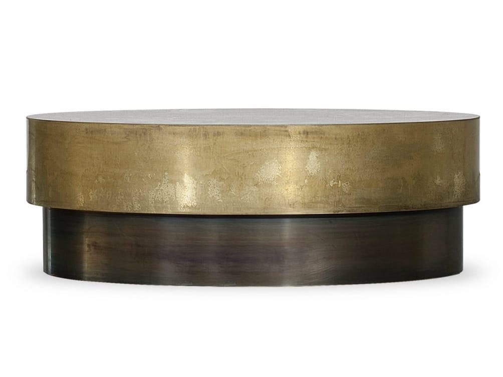 loren oval coffee table by baxter design draga aurel. Black Bedroom Furniture Sets. Home Design Ideas