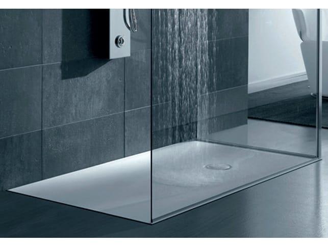 Plato de ducha a ras de suelo by gruppo geromin for Platos de ducha a ras de suelo
