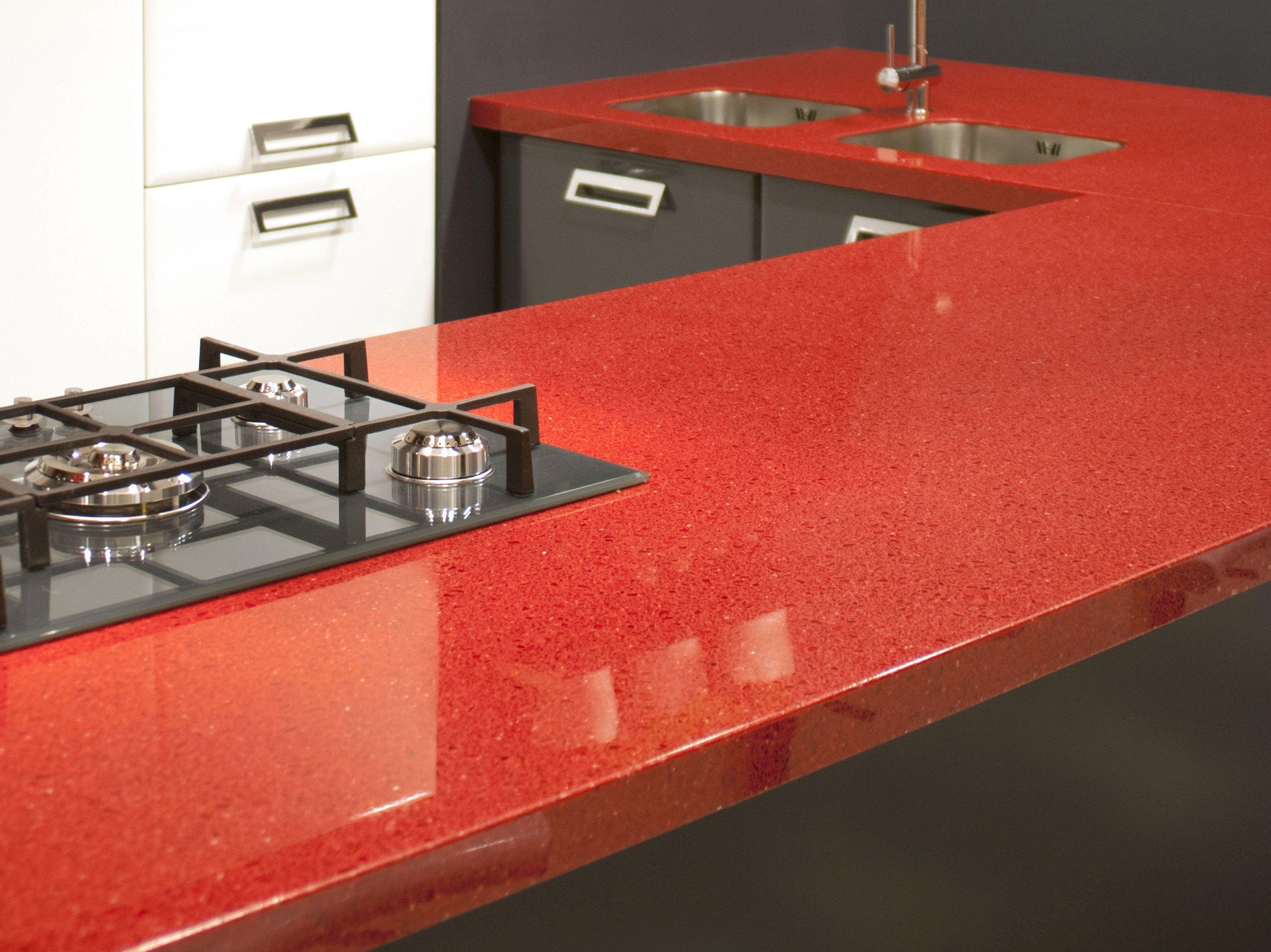 SURFACES | Kitchen worktop By TREND | {Küchenarbeitsplatte material 27}