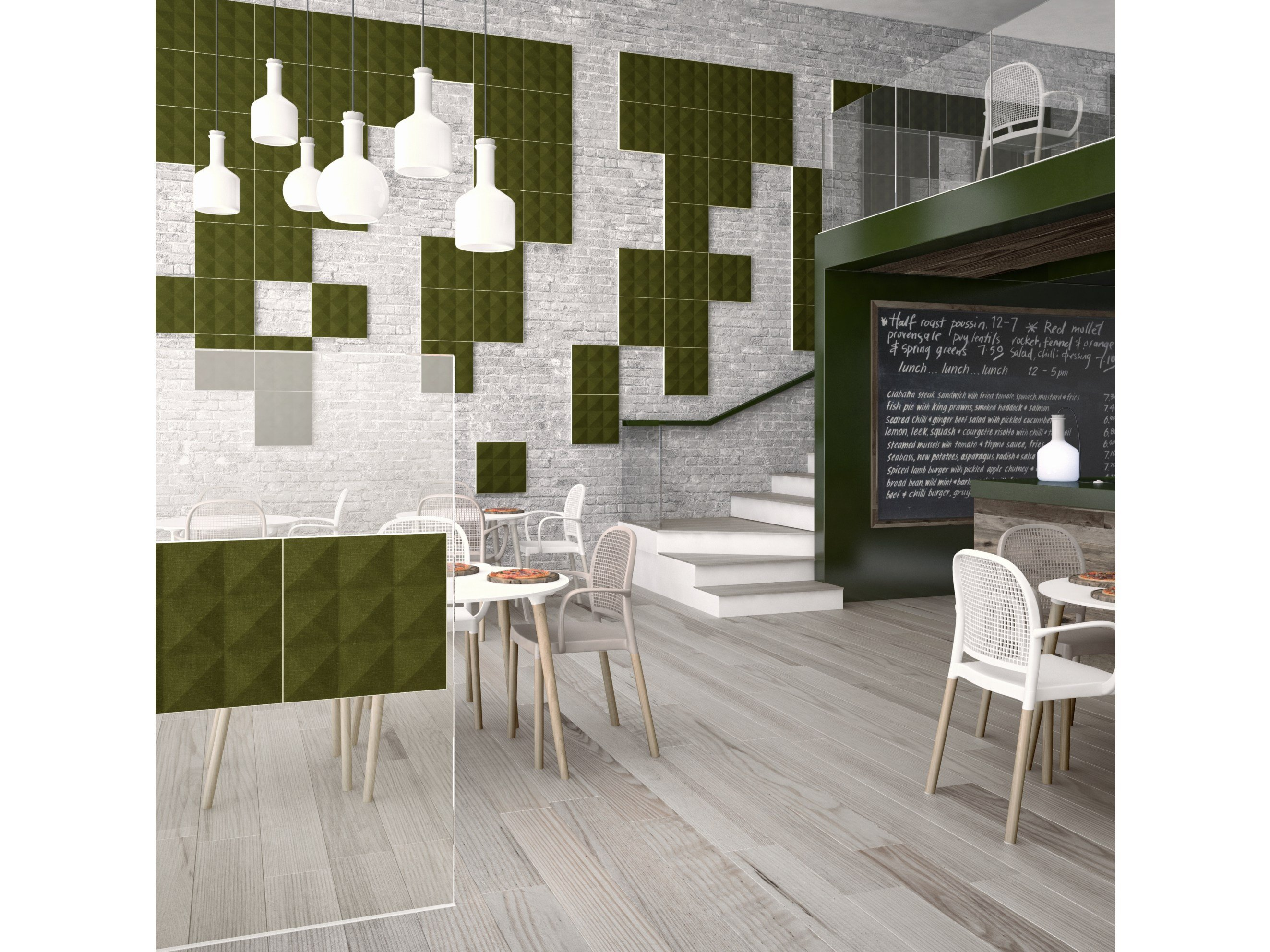 Acoustic Wall Tiles Canada.New Arrival White Color Pyramid ...