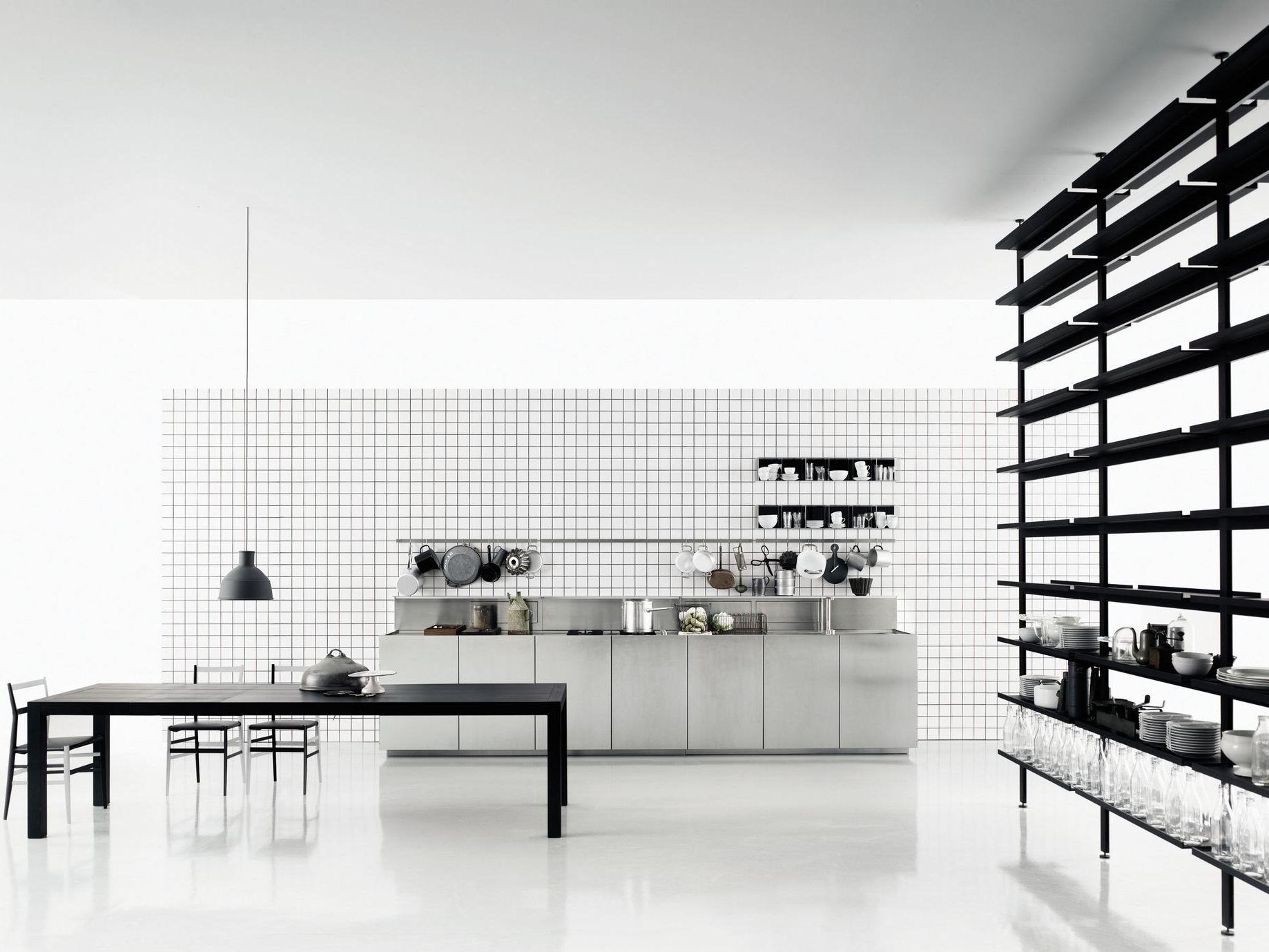 Boffi Küchen linear corian kitchen k20 by boffi design norbert wangen