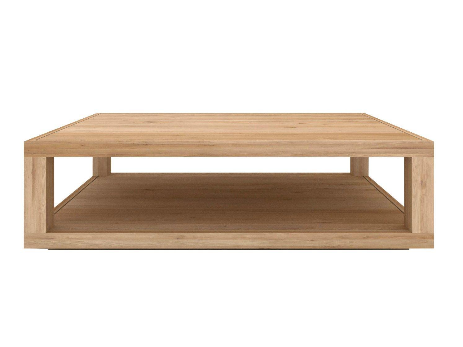 OAK TRIPOD TABLE | Stool By Ethnicraft design Heidi Earnshaw