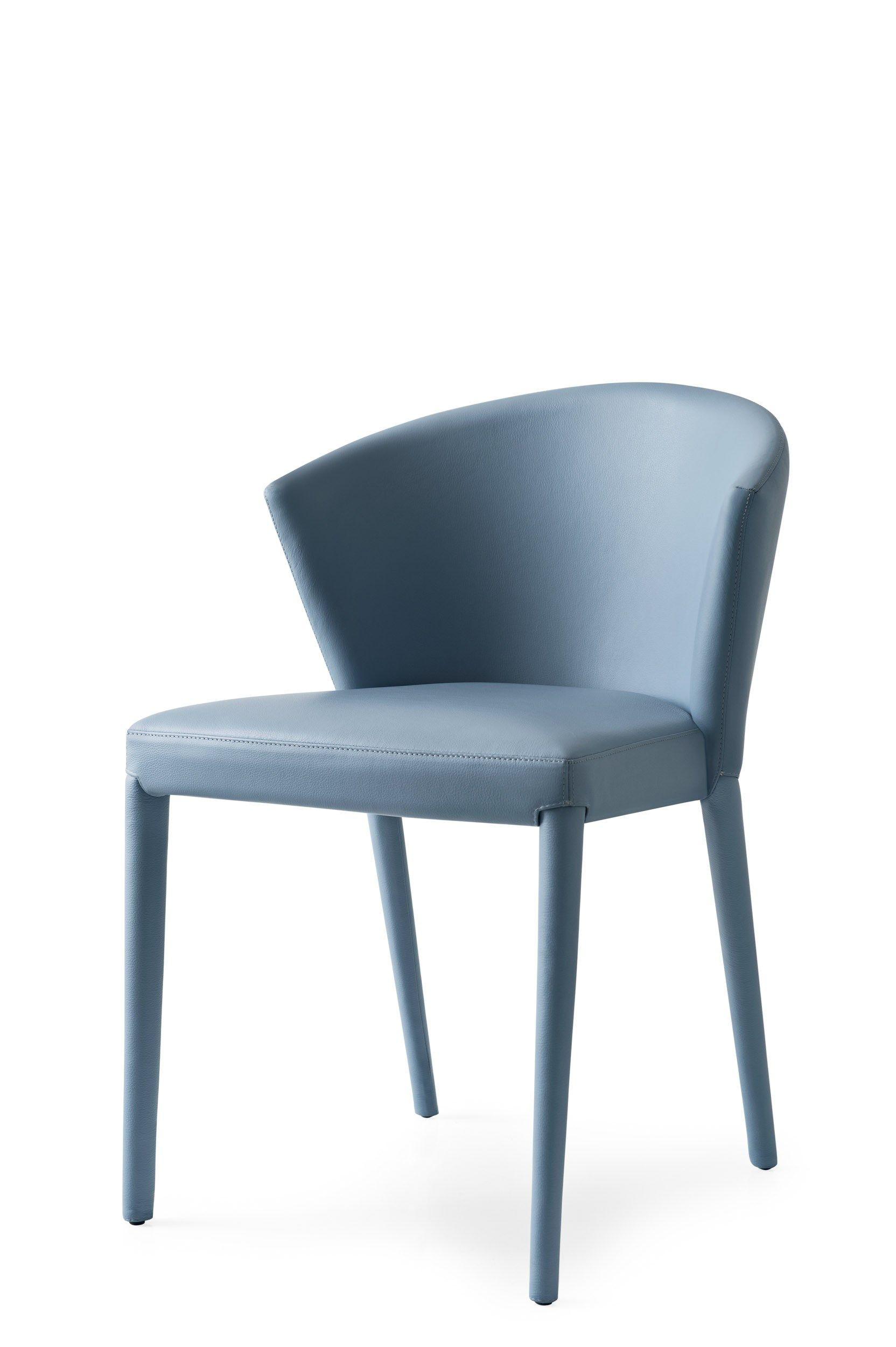 Am lie stuhl aus leder by calligaris design orlandini design for Calligaris instagram