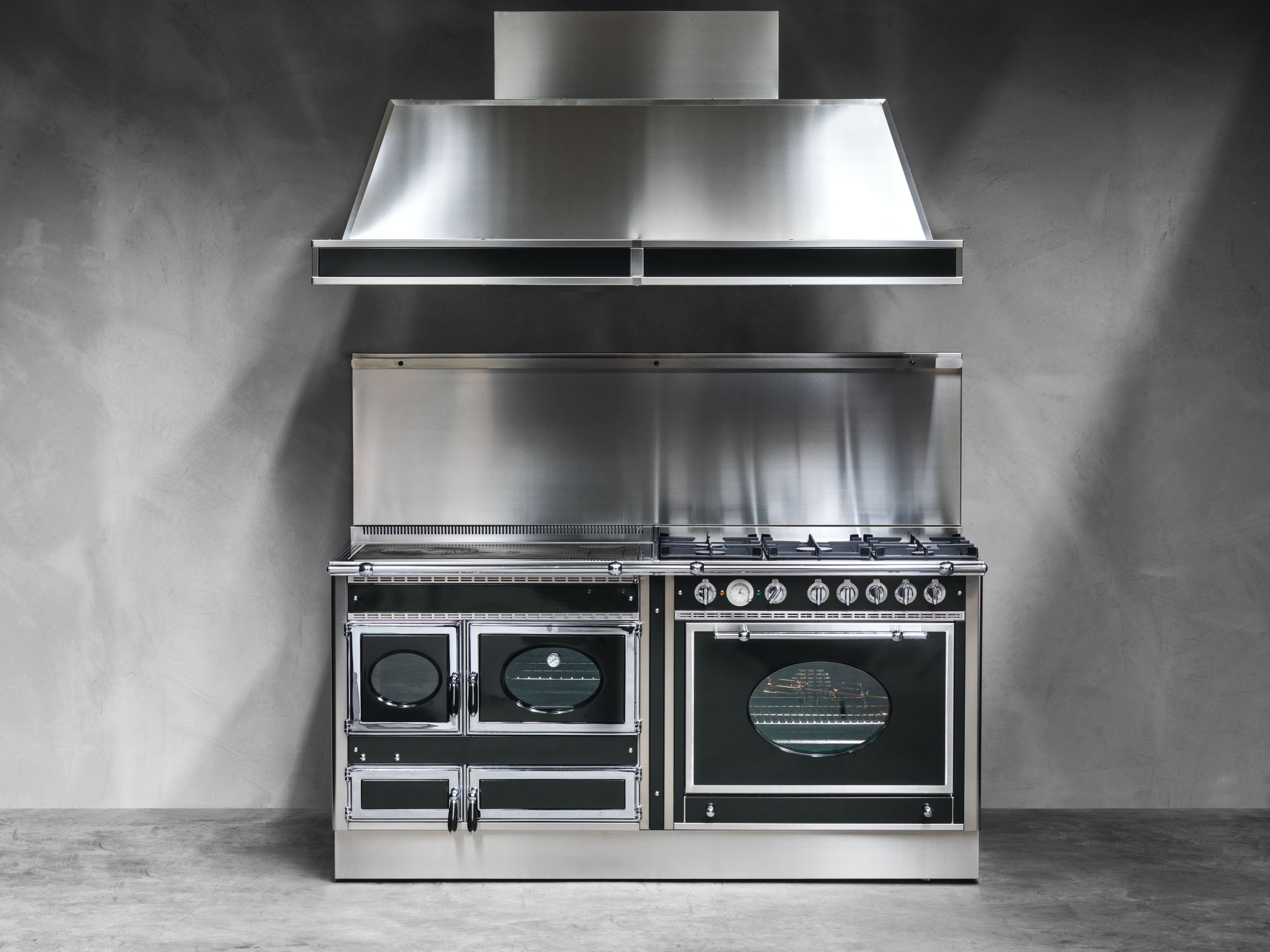 Cooker COUNTRY 180 lge By Corradi Cucine