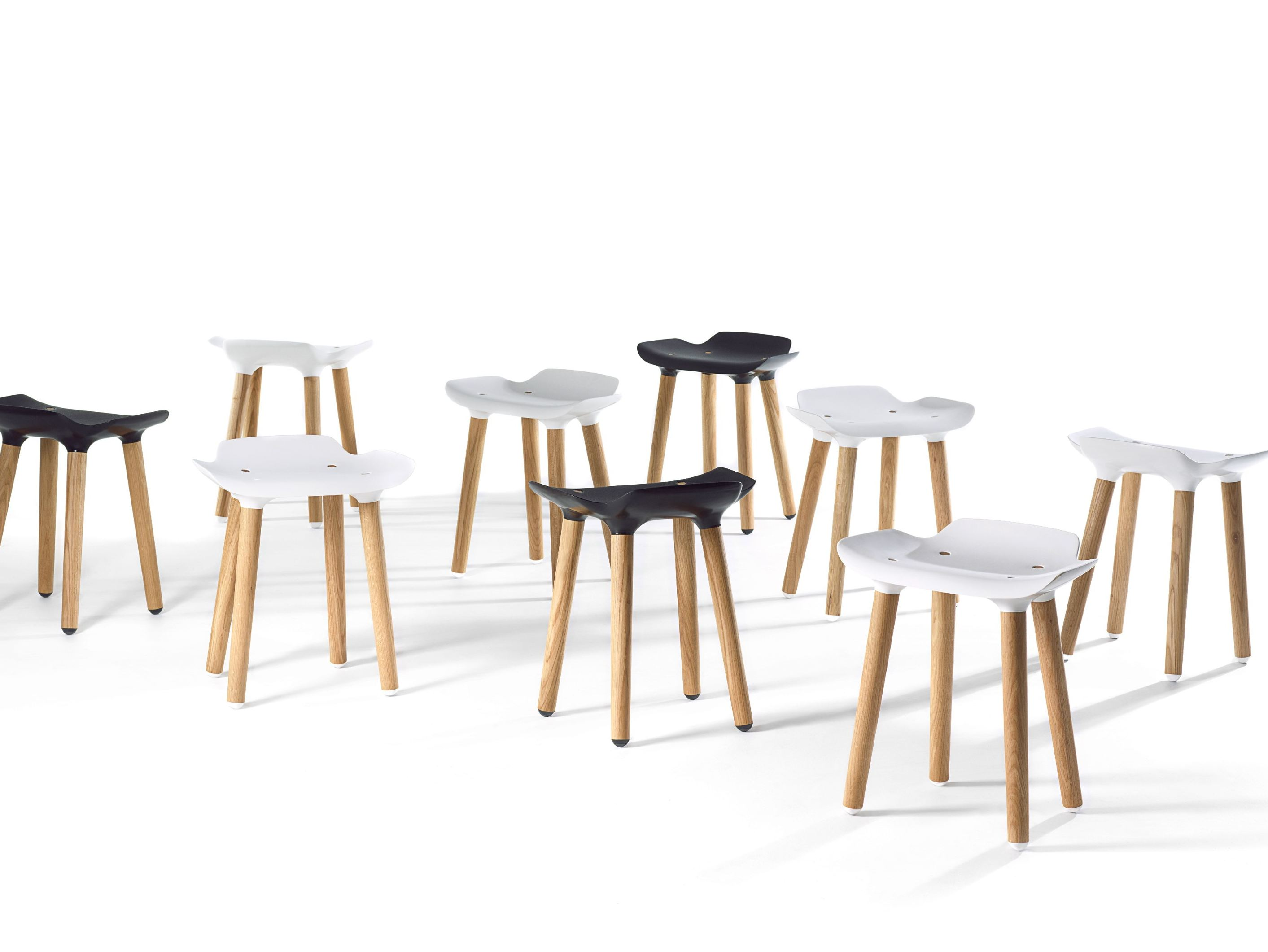 Low wooden stool PILOT STOOL By Quinze u0026 Milan design Patrick R&elotto  sc 1 st  Archiproducts & Low wooden stool PILOT STOOL By Quinze u0026 Milan design Patrick ... islam-shia.org