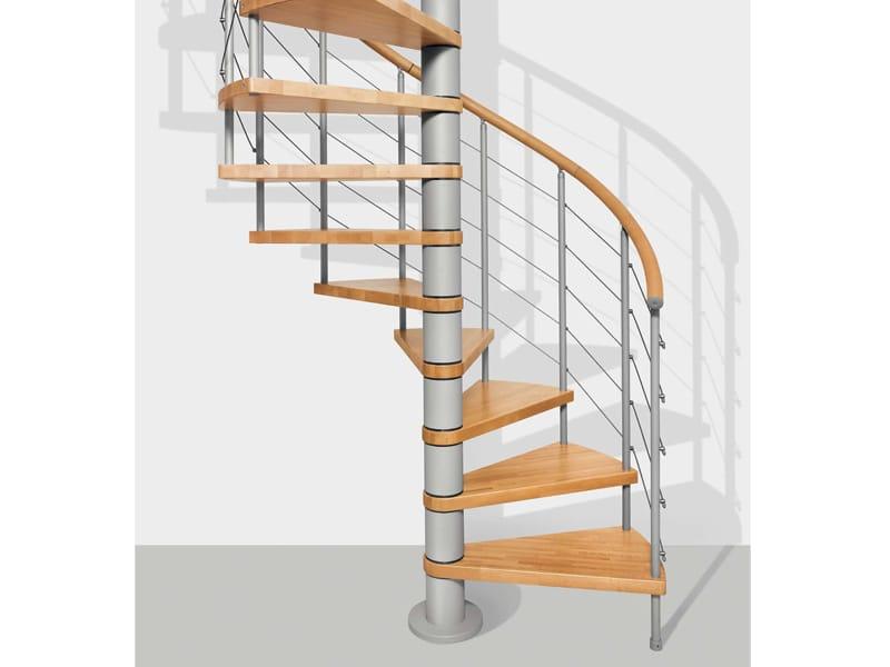 Genius 010 escalier en colima on by fontanot - Dimension escalier colimacon ...