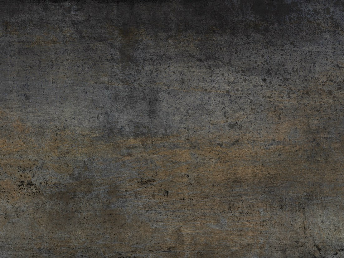 Ultra thin outdoor techlam wall tiles with metal effect steel dark by levantina - Painting exterior metal collection ...