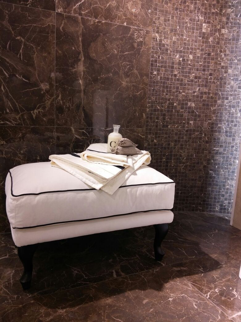 porcelain stoneware wall/floor tiles with marble effect anima dark ... - Piastrelle Ceramicha Lusso