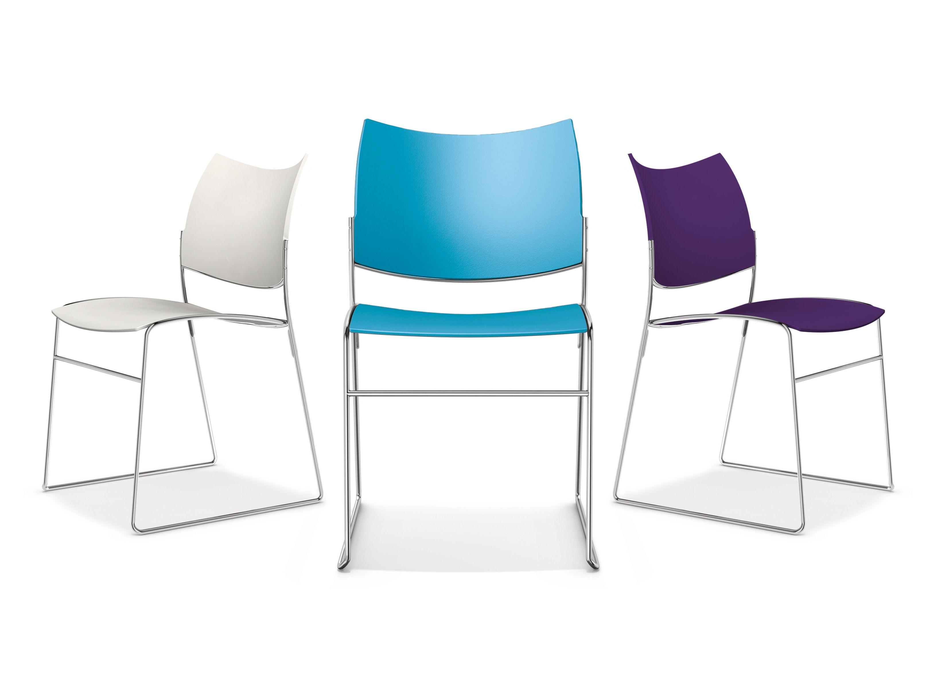 curvy stuhl aus kunststoff by casala design sigurd rothe. Black Bedroom Furniture Sets. Home Design Ideas