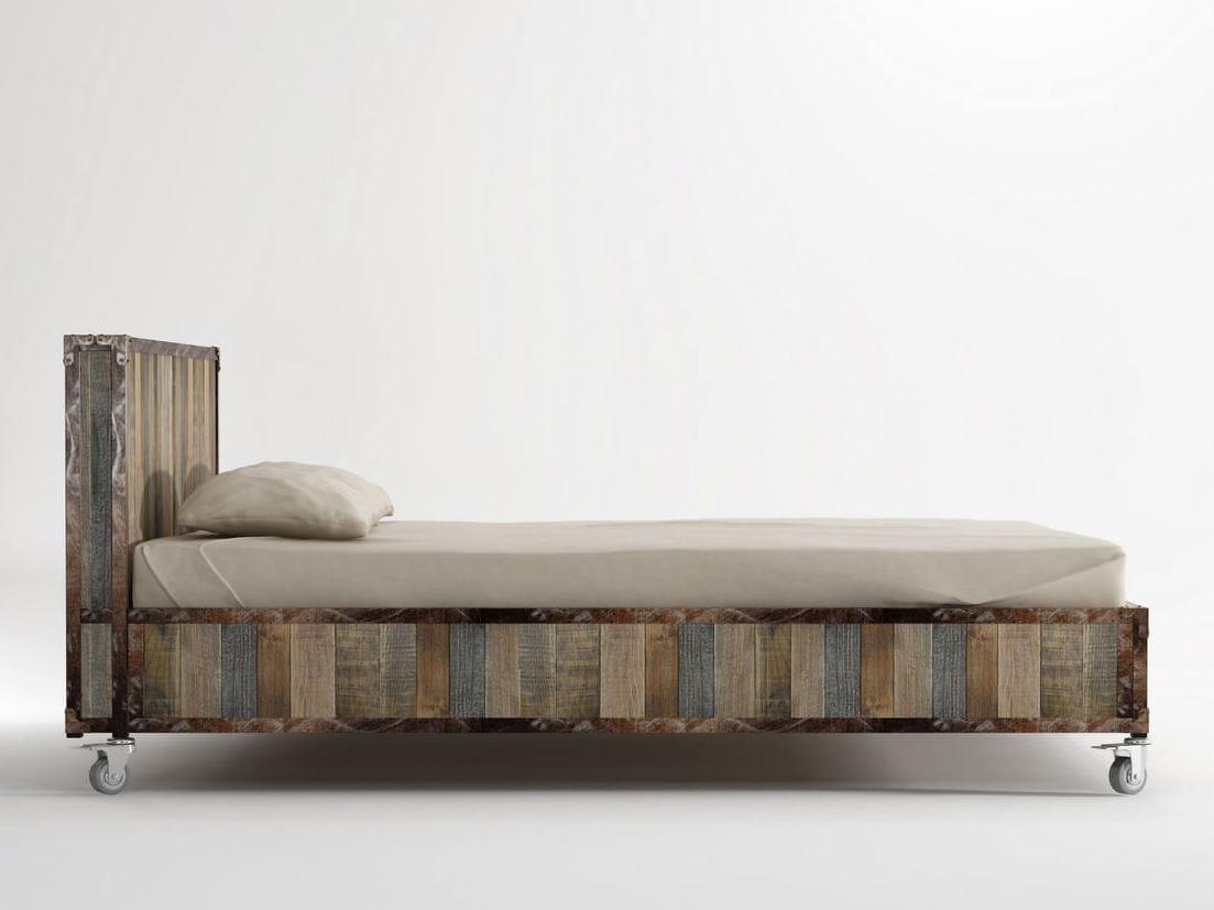 Ak 14 letto queen size by karpenter design hugues revuelta - Dimensioni letto queen size ...
