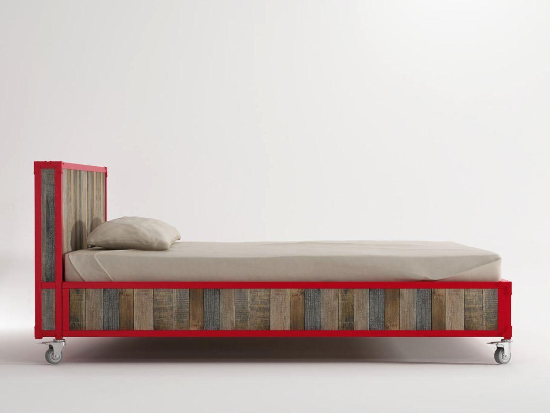 ak- 14   king size bett by karpenter design hugues revuelta, Hause deko