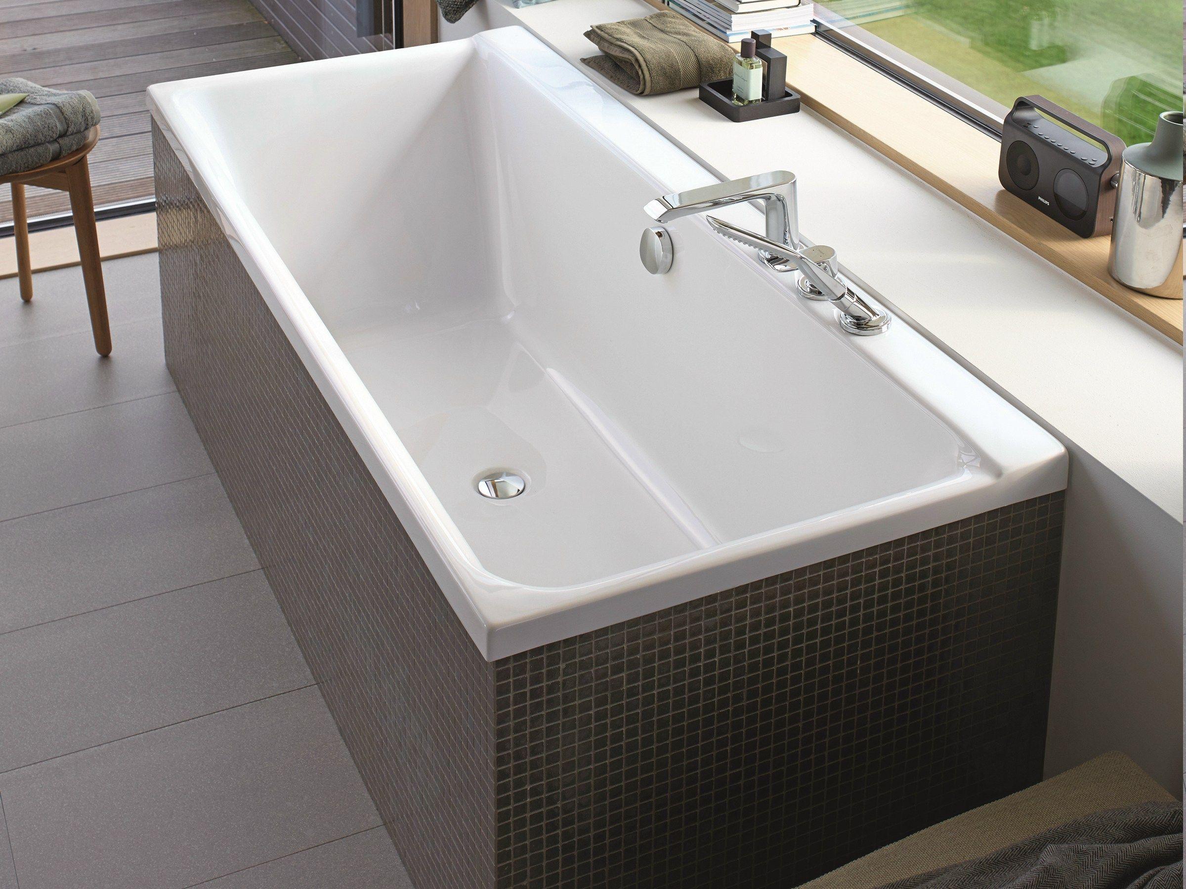 P3 COMFORTS Bathtub by DURAVIT Italia design Phoenix Design