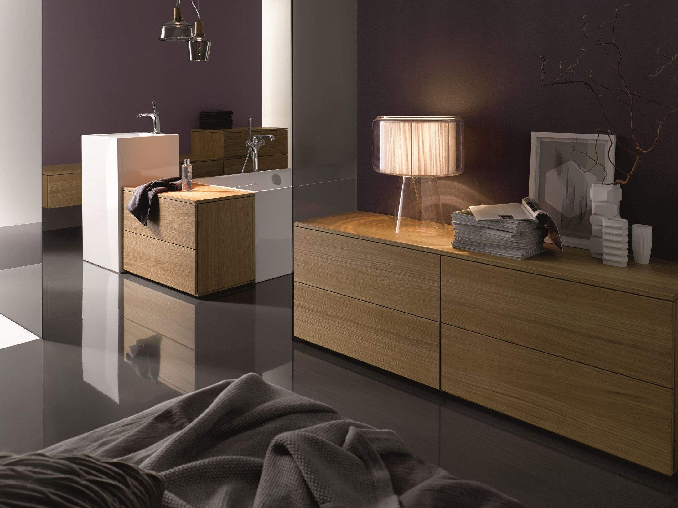 bettemodules   mobile bagno by bette design tesseraux + partner - Mobili Bassi Per Bagno