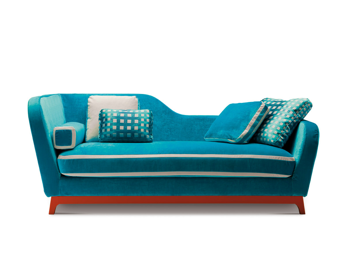 Classic Style Sofas With Removable Cover Archiproducts - Trendy sofas