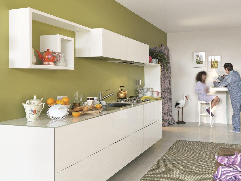 Latest cuisine lineaire design with cuisine lineaire design for Cuisine lineaire design