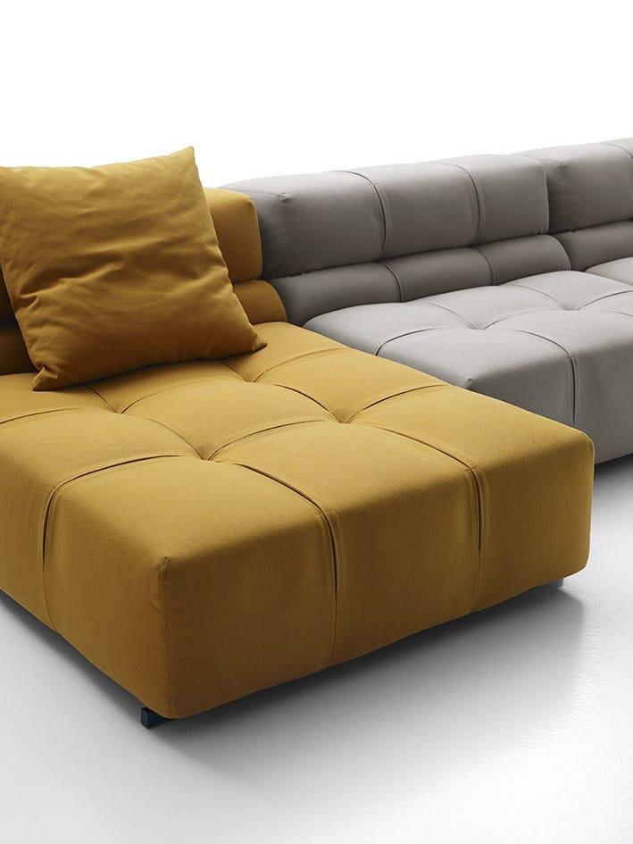 Sectional modular sofa tufty time 39 15 by b b italia design - Sofas modulares modernos ...