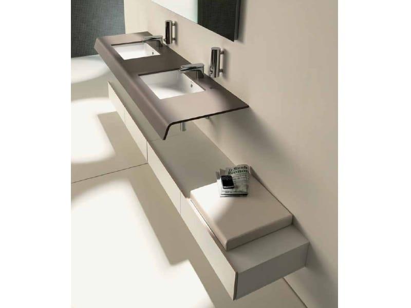 durastyle | mobile bagno con cassetti by duravit design matteo thun - Arredo Bagno Duravit