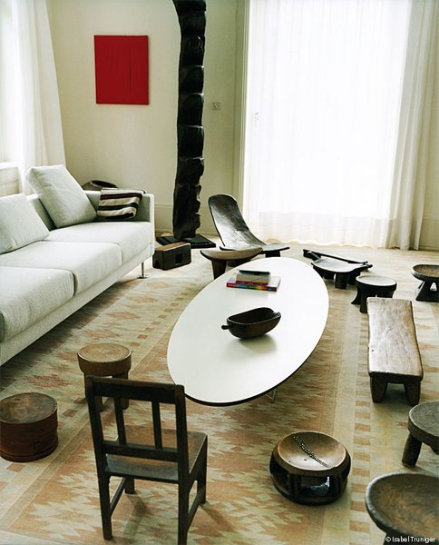 Coffee Table For Living Room ELLIPTICAL TABLE ETR By Vitra Design Charles  Eames