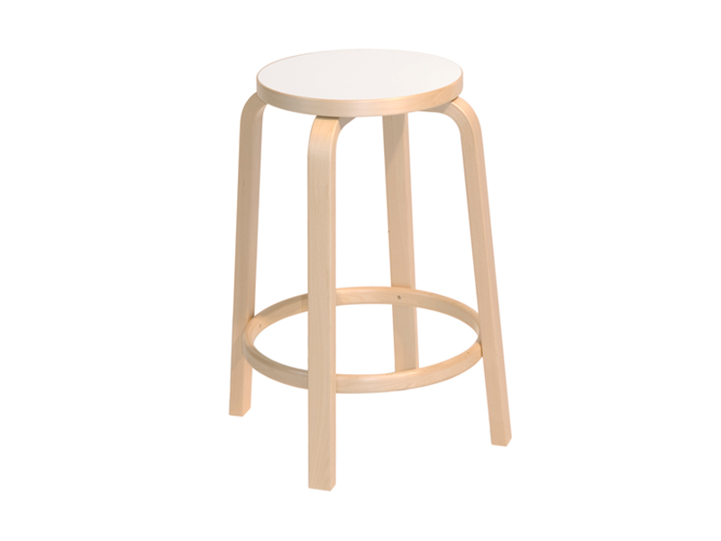 High chair 64  sc 1 st  Archiproducts & 64 | Stackable stool By Artek design Alvar Aalto islam-shia.org